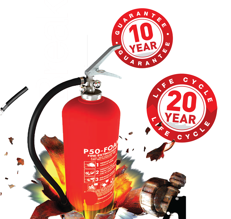 P50 ABC Dry Powder